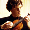 Sherlock Holmes photo with a violist titled Sherlock Holmes Icons