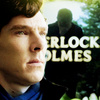 Sherlock Holmes 사진 with a portrait entitled Sherlock Holmes 아이콘