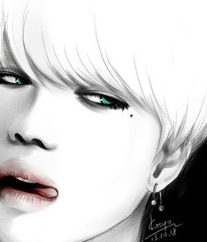SHINee Taemin fan Art
