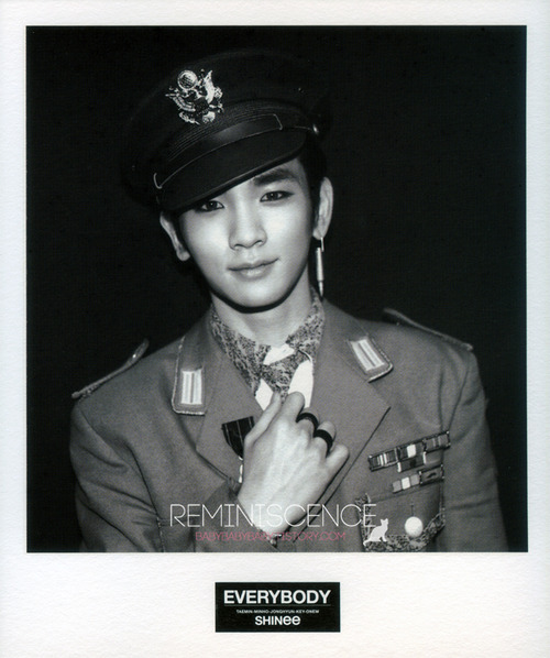Shinee images Key Everybody Polaroids wallpaper and ...
