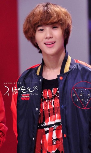 Shinee wallpaper entitled Cute Handsome SHINee Taemin Wallpaper