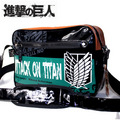 School Bag - shingeki-no-kyojin-attack-on-titan fan art