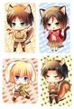 Kawaii                               - shingeki-no-kyojin-attack-on-titan fan art