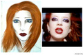 """Milk"" by DaniRocks13 - shirley-manson fan art"
