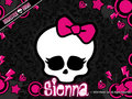 Sienna Placemat - monster-high fan art