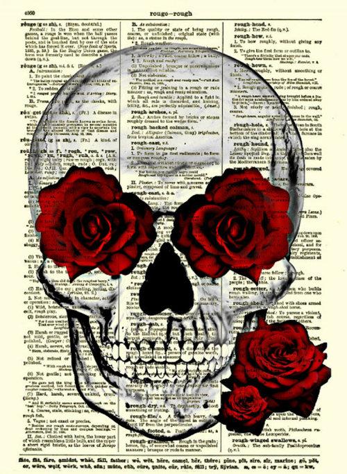 Skullflowers Skulls Fan Art 36136699 Fanpop