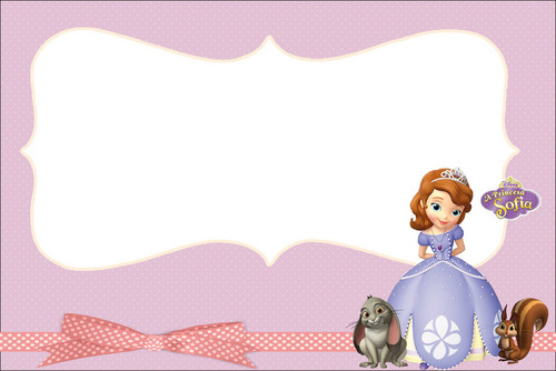 Sofia The First wallpaper titled Sofia