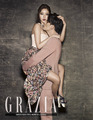 Son Dam Bi - Grazia Magazine October Issue '13