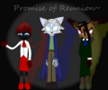 .:::Promise of Reunion:::. (Gift for TakTheFox) - sonic-fan-characters fan art