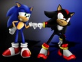 .:Rivals Working Together:. - sonic-the-hedgehog photo