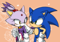 Cute Kitty - sonic-the-hedgehog fan art