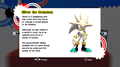 Silver's profile in Sonic Generations - sonic-the-hedgehog photo