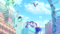Sonic and Blaze participating in Dream Uneven Bars - sonic-the-hedgehog photo