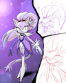 Magical Girl Blaze - sonic-the-hedgehog fan art
