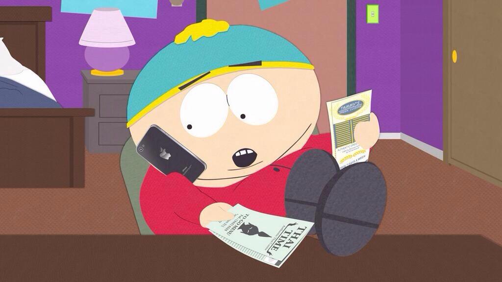 Cartman (Ginger cow)