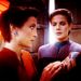 Kira and Jadzia - star-trek-deep-space-nine icon