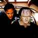 Julian Bashir and Garak