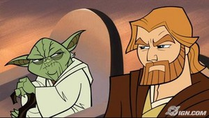 Yoda & Obi-Wan Kenobi
