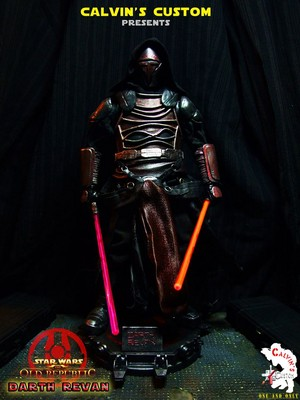 Calvin's Custom : Darth Revan