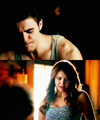 Stelena 5x07 - stefan-and-elena fan art