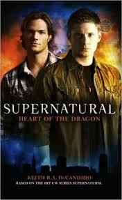 Supernatural hart-, hart of the Dragon