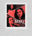 Meg                - supernatural fan art