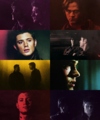 Sam and Dean  - supernatural fan art