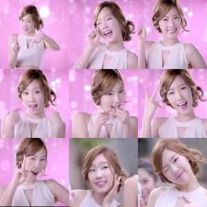 Taeyeon B-ing