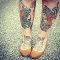 Tattooed world - tattoos photo