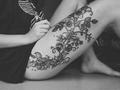 Tattooed world - tattoos photo