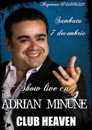 ADRIAN MINUNE