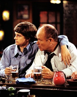 eric forman and red forman