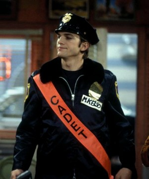 Kelso is the police