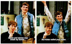 Eric And Kelso