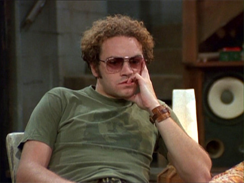 Шоу 70-х Обои probably with a barbecue entitled Steven Hyde