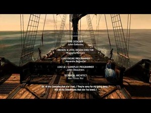 Assassin's Creed IV Black Flag Ending
