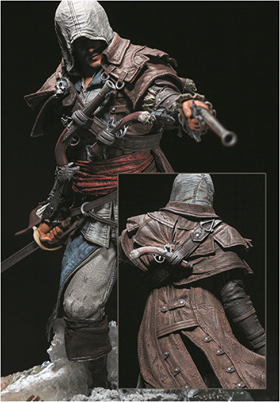 Edward Kenway Figurine
