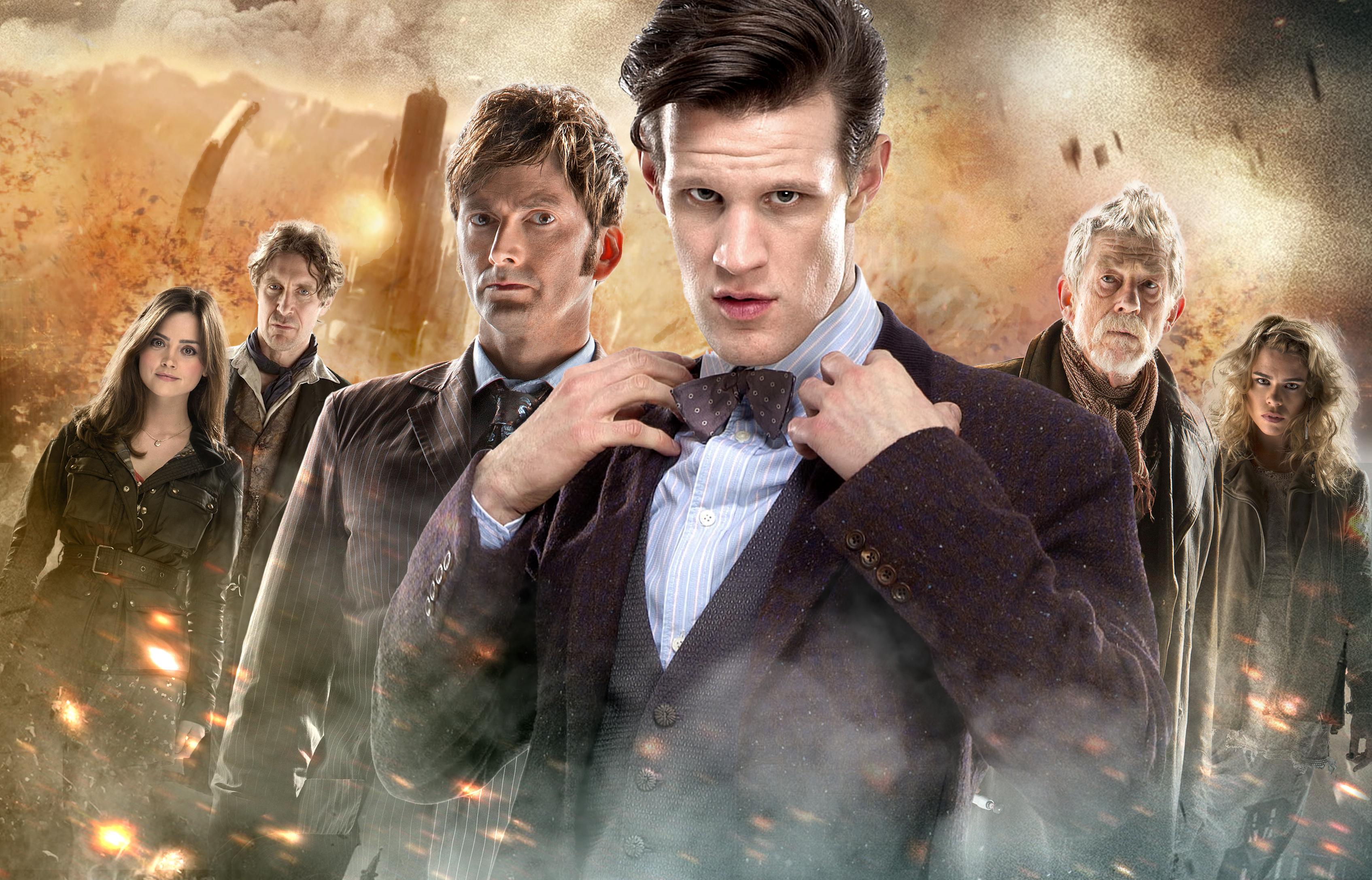 The Doctor And Clara Images Day Of HD Wallpaper Background Photos