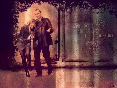 The Doctor and Rose wallpaper probably containing a concert called The Doctor and Rose