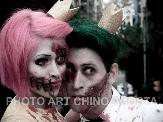 The fairly odd...zombies