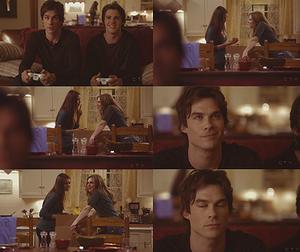 Damon & Jeremy/Elena & Jenna