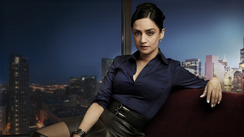 The Good Wife wallpaper containing a well dressed person and a hip boot titled The Good Wife Kalinda Sharma
