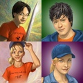 Official percy and annabeth  - the-heroes-of-olympus photo