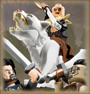 LEGO - Attack of the Wargs
