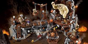 LEGO - Great Goblin King Battle