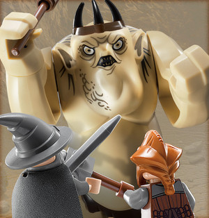 LEGO - Great Goblin King Battle