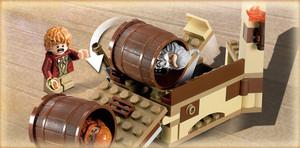 LEGO - The Barrel Escape