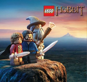 LEGO - The Hobbit | A View of The Lonely Mountain