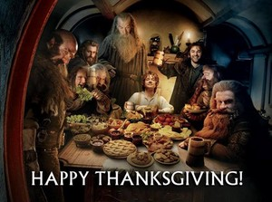 Happy Hobbit THANKSGIVING!!!!