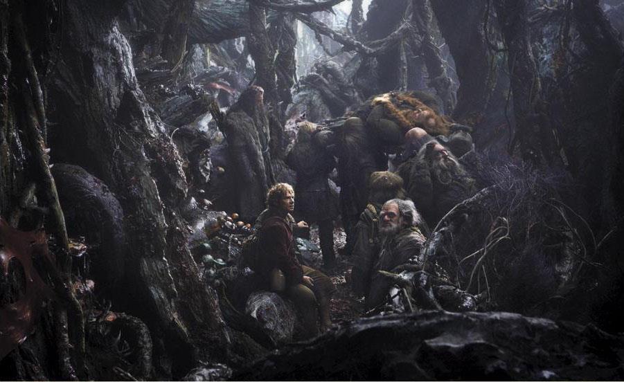 gratis harde kjernen vidios hobbit